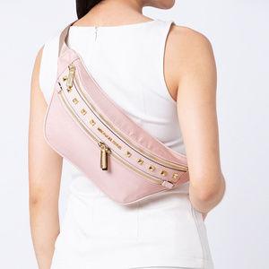 Michael Kors Kenly studded Medium Waist Bag